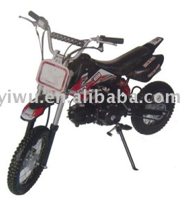 Black color four stroke electric starting system 110CC motorcycle