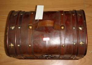 Antiquated Jewelry Box
