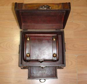 Antiquated Jewelry Box