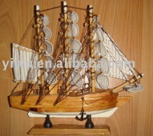 Wood Ship Boat craft