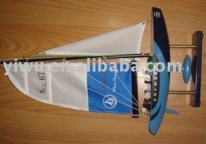 Wood Boat craft