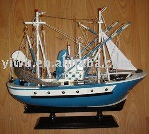 Wood Ship Boat