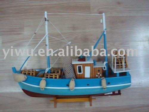 Wood Ship/ Boat model