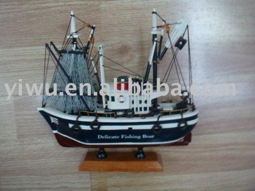 Wood Ship Boat craft