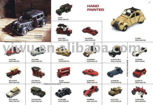 Car Model, Metal Car Model, Antique Model