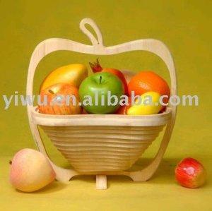 Bamboo Fruit Basket,Bamboo Craft Basket, Bamboo Basket
