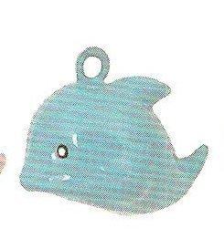 Blue Dolphin jingle bell
