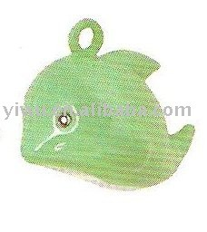 Green Dolphin jingle bell