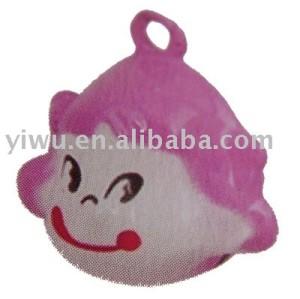 cute girl jingle bell