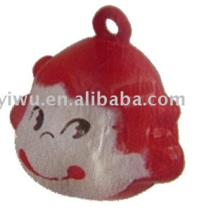 Sell Red Cute Firl Jingle Bell for Christams