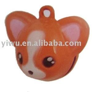 little bear copper jingle bell