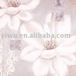 Sell flower oil painting