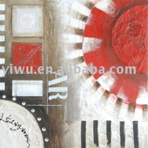 Sell group oil painting