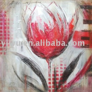 Sell stretched oil painting