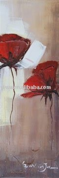 Sell oil painting on canvas