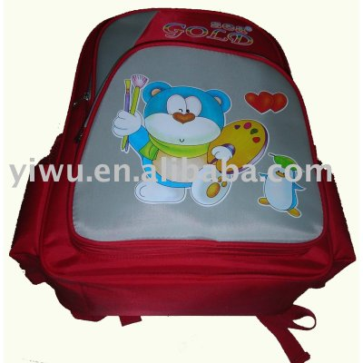school bags in Yiwu China