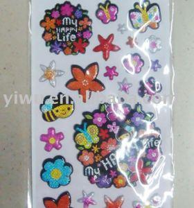 Puffy Sticker
