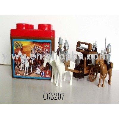 COGO Toys,Block, Building Block, Toy Block