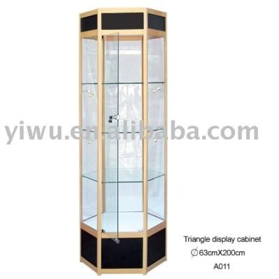 Glass display showcase (A011)