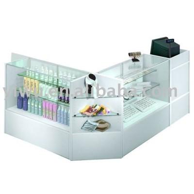 Retail counter set