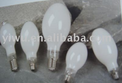 High pressure mercury fluorescent lamps