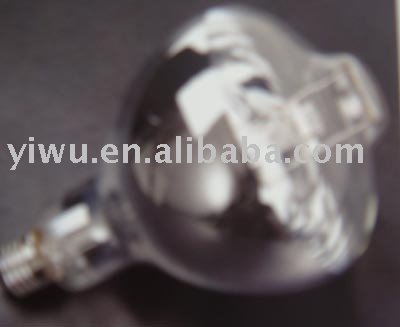 Reflector type high pressure mercury lamps