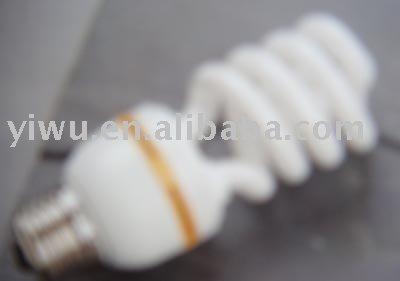 Semi-spiral Energy Saving Lamps
