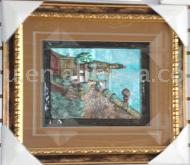 Sell Polyresin Relief Frame