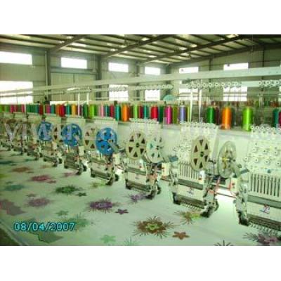 Sell Cording and Coiling embroidery Machine