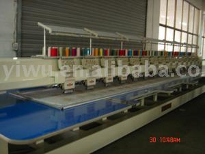Coiling Embroidery Machine
