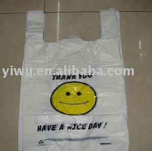 Plastic Packaging Bag in Yiwu China