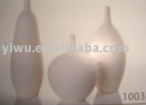 Vases in Yiwu China
