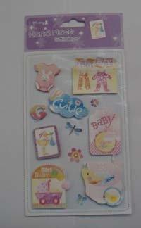 Scrapbooking Paper Sticker