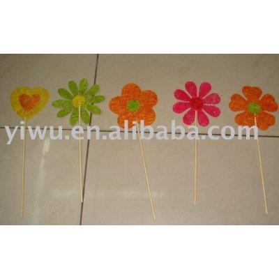 Sisal Decoration