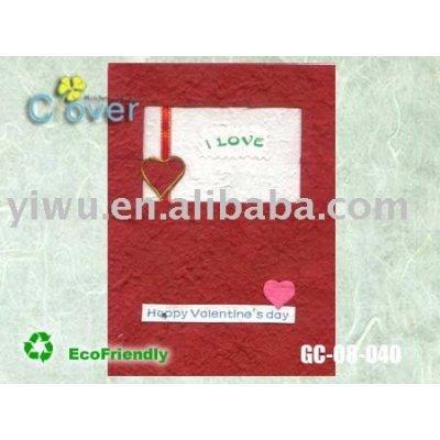 Allhallowmas card and Christmas card