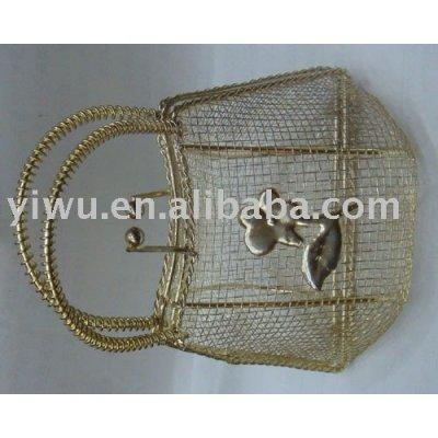 Metal Jewelry Box