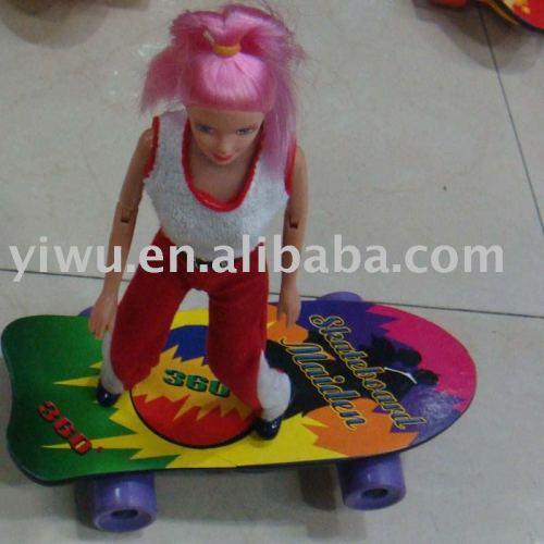 Electronic Skateboard