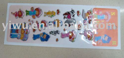 Foam Sticker