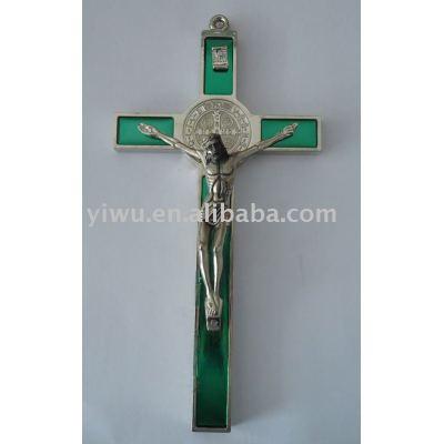 metal crucifix cross