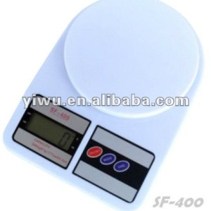 Kitchen scale, kitchen scale, electronic kitchen scales kitchen scale, range 5KG. Batching scale