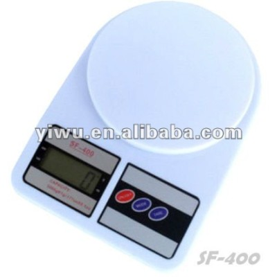 Kitchen scale, kitchen scale, electronic kitchen scales kitchen scale, range 5KG. Batching scale