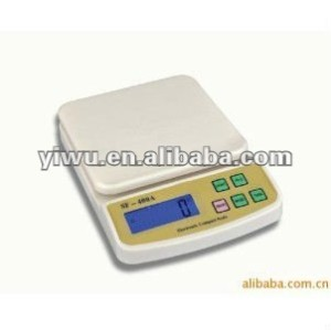 kitchen scale, electronic kitchen scales kitchen kitchen scales glass range, says 5KG / 1G