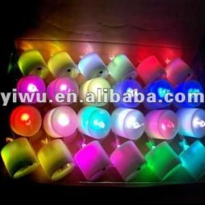 LED TEA LIGHT CANDLES