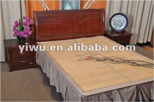 bamboo mats bed mat home cool accessories