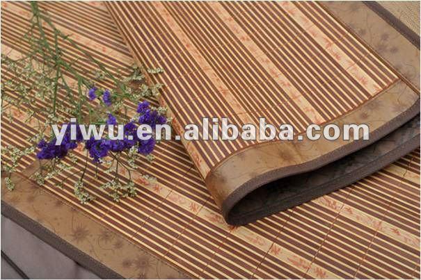 bamboo mats bed mat head cushion home cool accessories