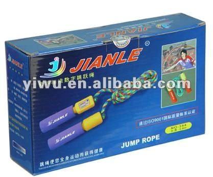 counting jump ropes