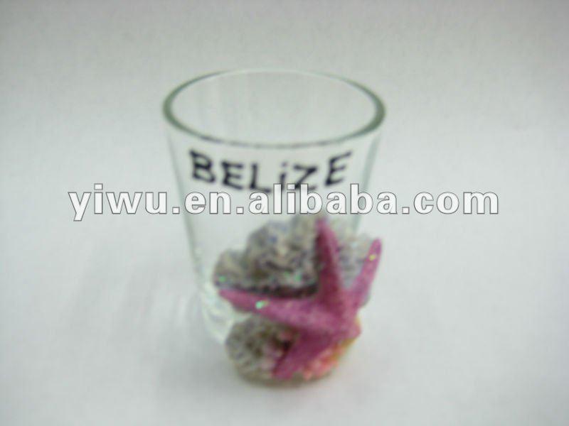 OEM resin cups decoration