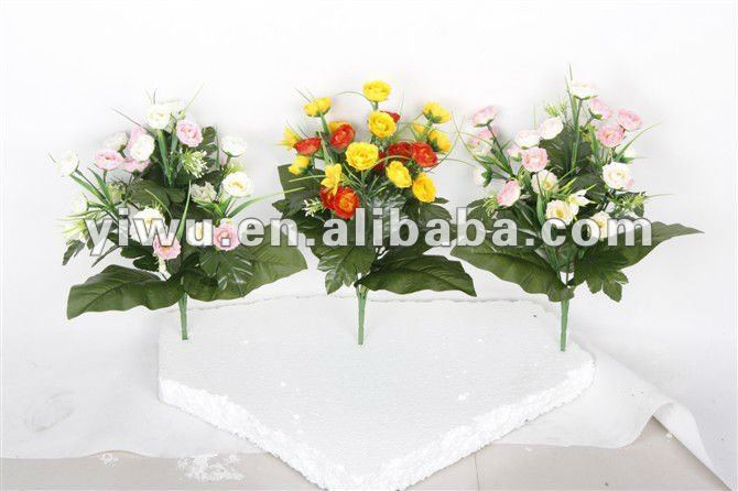 imitationl trees artificial flowers