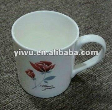Ceramic Coffee Mug With Spoon
