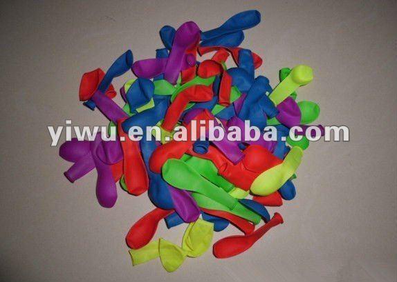 2012 water balloons